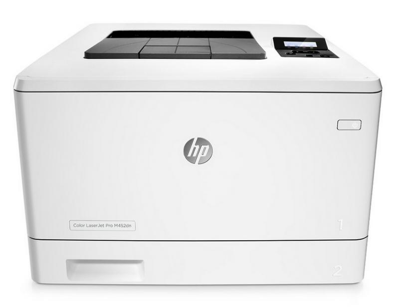 HP COLOR LASERJET PRO M452DN CF389A 4 28PPM LAN