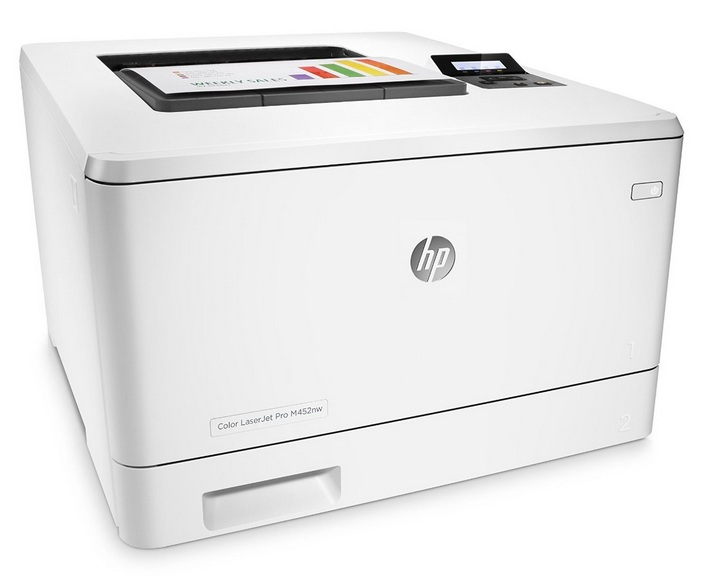 HP COLOR LASERJET M452NW CF388A WI FI