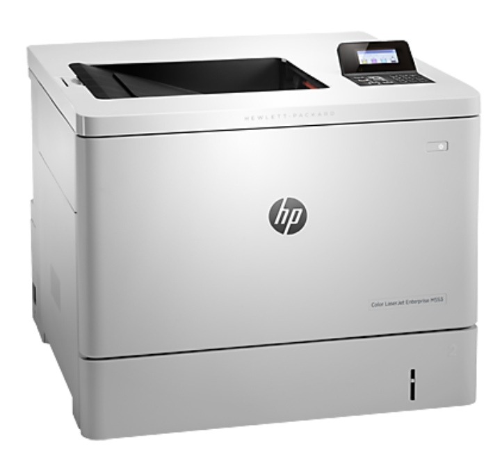HP COLOR LASERJET ENTERPRISE M553N B5L24A 4